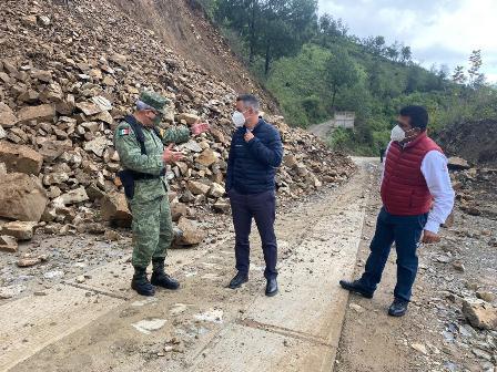 Instalan primera sesión del Consejo Regional de Protección Civil y Seguridad de los Ozolotepec