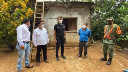 Instala gobernador de Oaxaca Consejo de Protección Civil en la región de la Costa