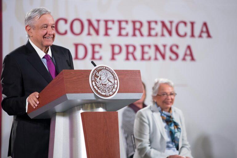 Versión estenográfica de la conferencia de prensa matutina del presidente Andrés Manuel López Obrador. Miércoles Julio 29-2020