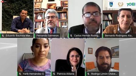 Clausura la UABJO ciclo de conversatorios sobre Educación Indígena y Derechos Humanos