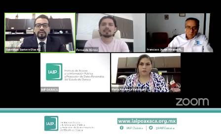Emite IAIPO Recomendación al Ayuntamiento de San Antonino Castillo Velasco, Oaxaca