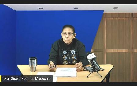 Gisela Fuentes Mascorro