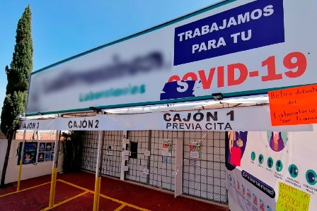Clausura Ayuntamiento de Oaxaca de Juárez laboratorio clínico por incumplir normatividad