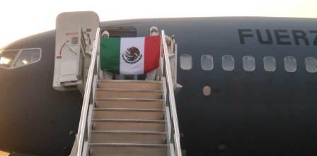 Repatria México 200 urnas de connacionales fallecidos por Covid-19 en Estados Unidos