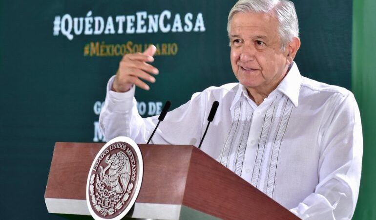 Conferencia de prensa matutina del presidente Andrés Manuel López Obrador en Sinaloa.             Versión estenográfica: