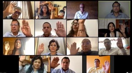 Sesión Ordinaria de Cabildo