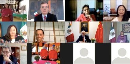 Consolida México su presencia en el mundo ante la pandemia por Covid-19