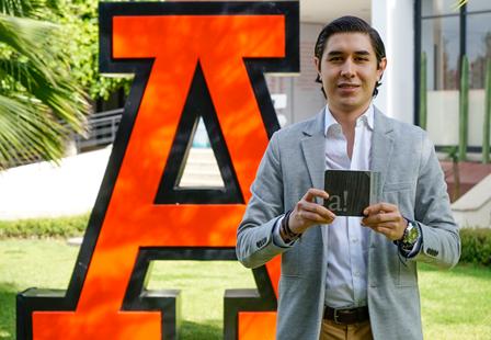Gana estudiante de la Anáhuac Oaxaca Concurso Nacional de Diseño