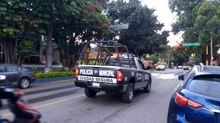 Despliega Ayuntamiento de Oaxaca de Juárez operativo de seguridad por Noche Mexicana