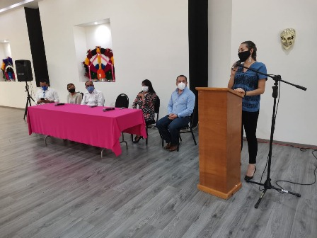 Entregan reconocimientos a la Trayectoria Artística en Arte Popular de Oaxaca