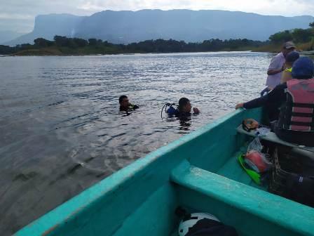 Activan protocolo de búsqueda por persona desaparecida en presa de la Cuenca del Papaloapan