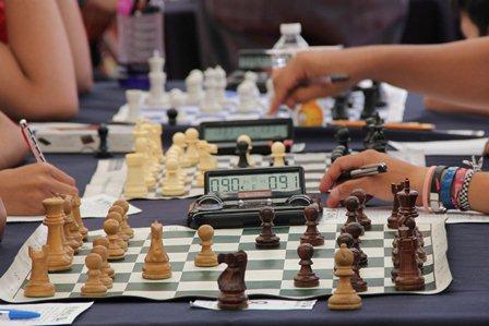 Torneo de Ajedrez en l{inea