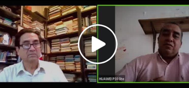 A consulta de la base de la Sección 35 del SNTSS la negativa del gobierno de Oaxaca atender demandas de los trabajadores. Entrevista con Carlos Alberto Pérez Bautista, secretario de organización de la gremial.
