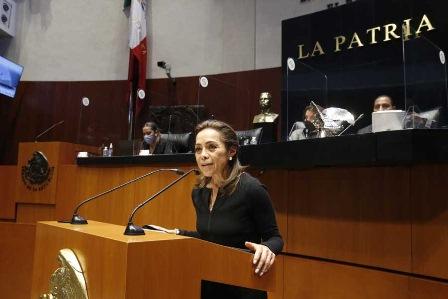 Propone senadora que agresores sexuales en reclusión no reciban visitas de menores