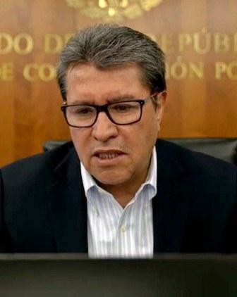 Actuaron México y EU con cooperación institucional y respeto a soberanía en caso Cienfuegos: Monreal