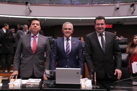 Reforzar la relación bilateral México-EU