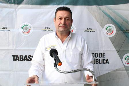 Que el presidente combata la corrupción de su Gobierno y no la del pasado: Fócil Pérez