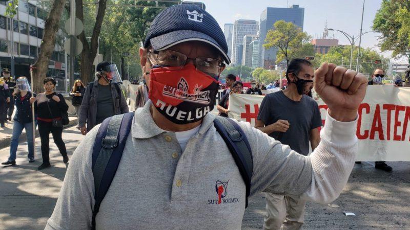 COTEJA JFCA DOCUMENTOS FUNDAMENTALES PARA GANAR LA  HUALGA: SUTNOTIMEX