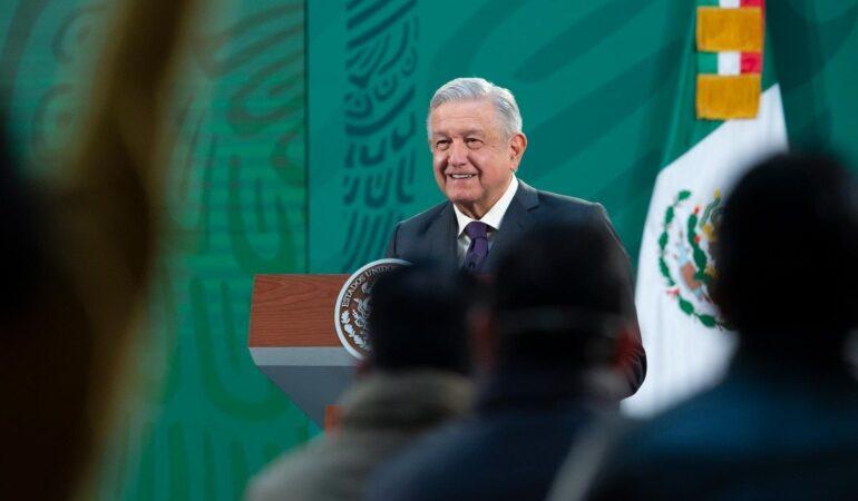 Mañanera del presidente Andrés Manuel López Obrador. Jueves 18 de febrero 2021. Versión estenográfica.