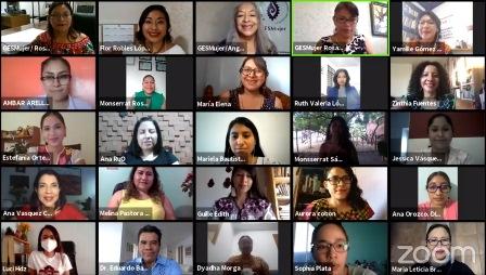 """Clausuran primer """"Diplomado Género e Interculturalidad: Enfoques para el Desarrollo"""""""