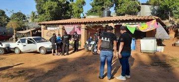 Ejecuta Fiscalía de Oaxaca cateos en la Costa y Valles Centrales; Dos personas detenidas