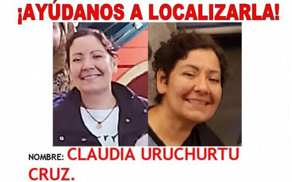 Ejecutan plan de búsqueda de Claudia Uruchurtu Cruz desaparecida en Nochixtlán, Oaxaca