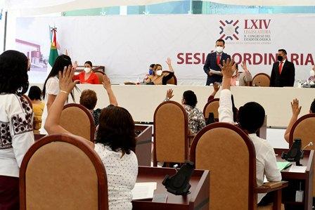 Demanda Congreso de Oaxaca mesa de trabajo sobre feminicidios