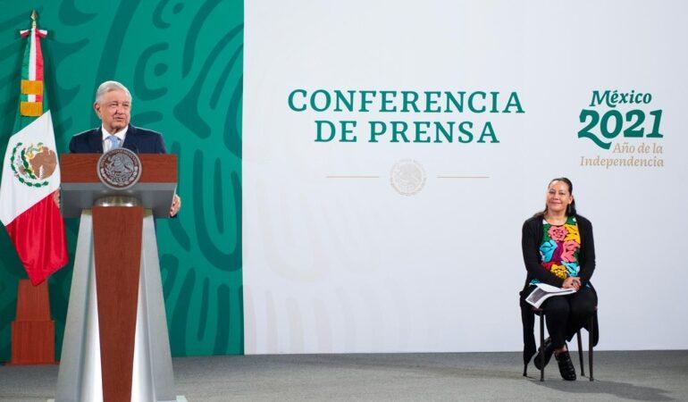 MIÉRCOLES 19 DE MAYO 2021 CONFERENCIA DE PRENSA MATUTINA DEL PRESIDENTE ANDRÉS MANUEL LÓPEZ OBRADOR VERSIÓN ESTENOGRÁFICA