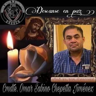 Omar Sabino Chepetla Jiménez