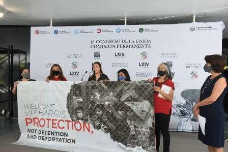 Piden intervención de Kamala Harris, para que programas de migración laboral de EU no sean discriminatorios