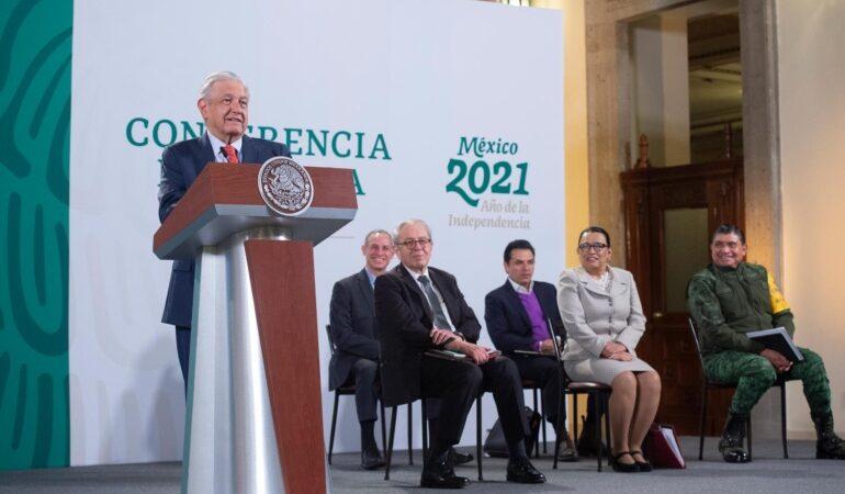 Conferencia de prensa matutina del presidente Andrés Manuel López Obrador. Martes 27 de julio 2021. Versión estenográfica.