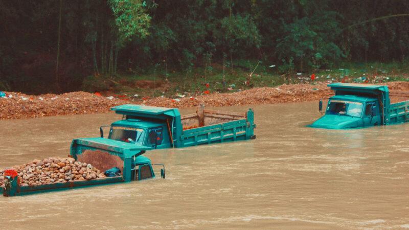 Las lluvias han provocado las peores catástrofes de los últimos 50 años y el cambio climático aumenta el peligro