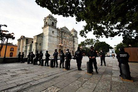 Despliega Ayuntamiento operativo en el Centro Histórico para ordenar comercio informal