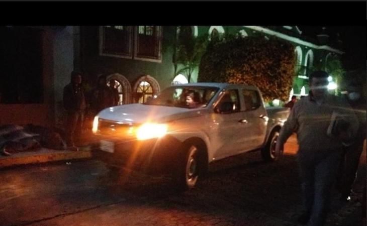 Liberan en Textitlán a miembros de la Policía Estatal, Guardia Nacional, Fiscalía General del Estado y de la Secretaría General de Gobierno