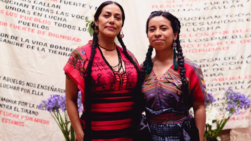 Las injusticias que viven los pueblos indígenas se relacionan con una herencia colonial: el racismo