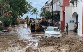 """Urge Senado a Ejecutivo Federal declarar emergencia y liberar recursos por Huracán """"Nora"""" en Jalisco"""