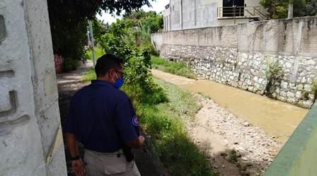Verificación de rios y arroyos