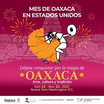 """""""Mes de Oaxaca en Estados Unidos"""", anuncian Alejandro Murat y embajador Esteban Moctezuma"""