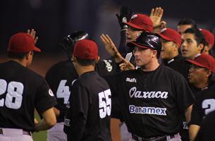 Guerreros de Oaxaca a la final