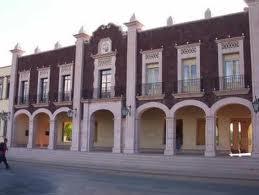 Edificio principal de la Universidad de Sonora