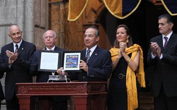 Aniversario UNAM