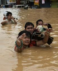 Severas inundaciones
