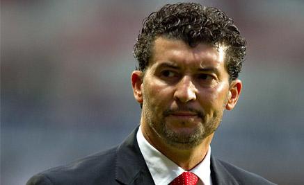 El entrenador ofreció su primera conferencia de prensa como técnico nacional.