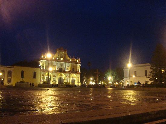 Declaratoria del encuentro en Chiapas, de los pueblos indígenas de México