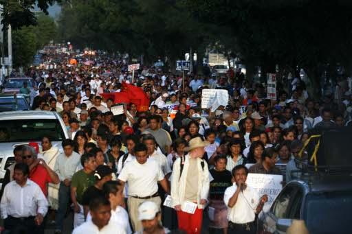 APPO y SNTE recibirán con protestas a Gabino Cué