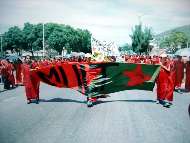 Intensificará MULT protestas en Oaxaca y el DF