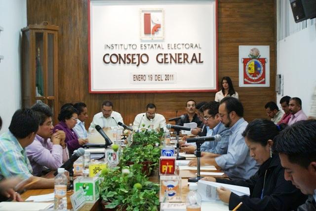 Instituto Estatal Electoral de Oaxaca