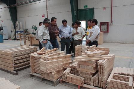 Complejo forestal de Ixtlán
