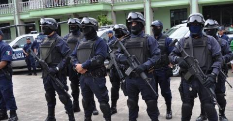 Tuxtepec policias