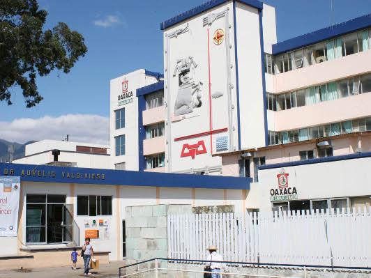 SSA Oaxaca.- hospital_civil